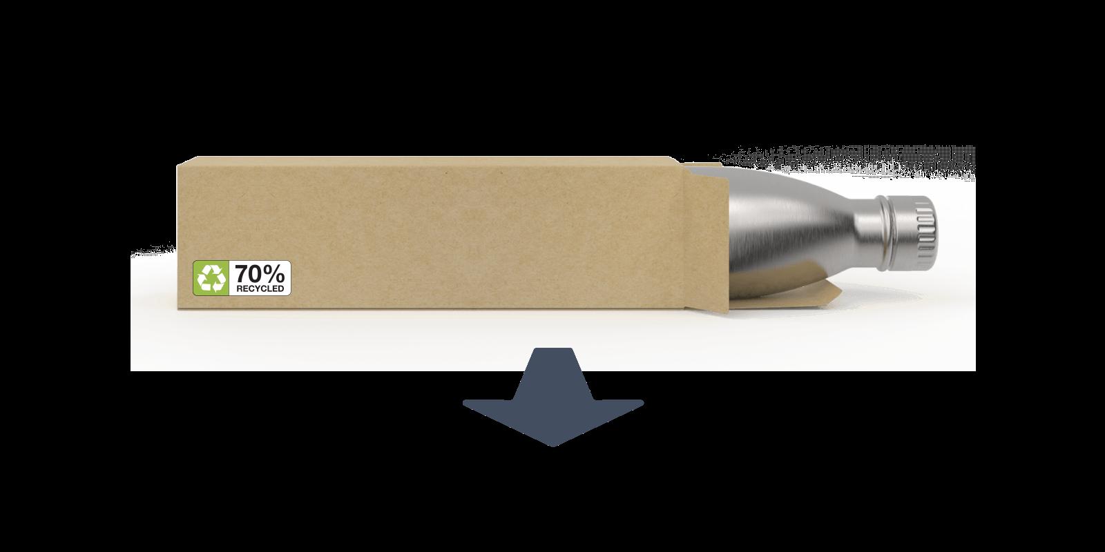 Come realizziamo le nostre Borracce in metallo - Step10