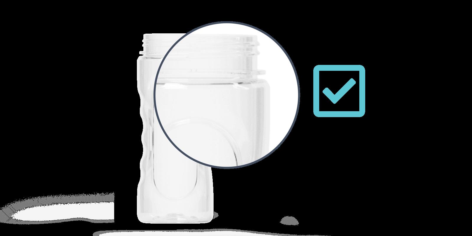 Come realizziamo le nostre Borracce in plastica - Step4