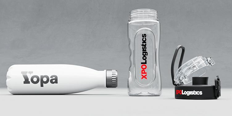 Flasky - Come aggiungiamo il vostro logo?