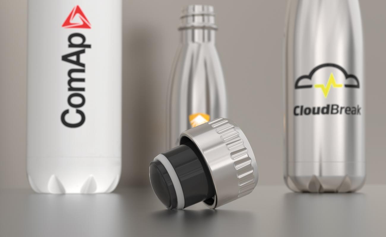 Nova - Bottiglie Alluminio Personalizzate
