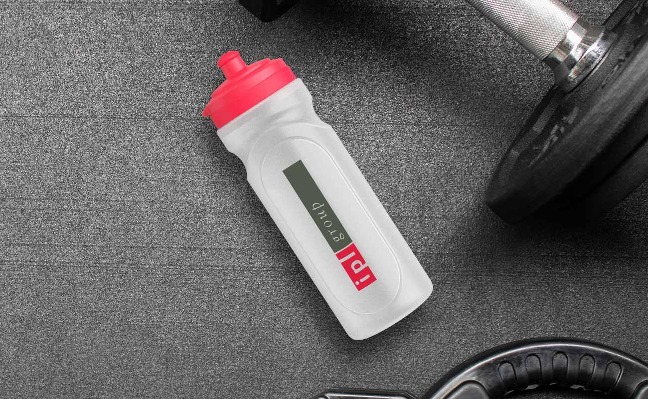 Refresh - Bottiglia Acqua Personalizzata
