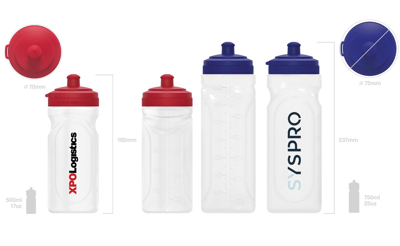 Refresh - Bottiglie Alluminio Personalizzate